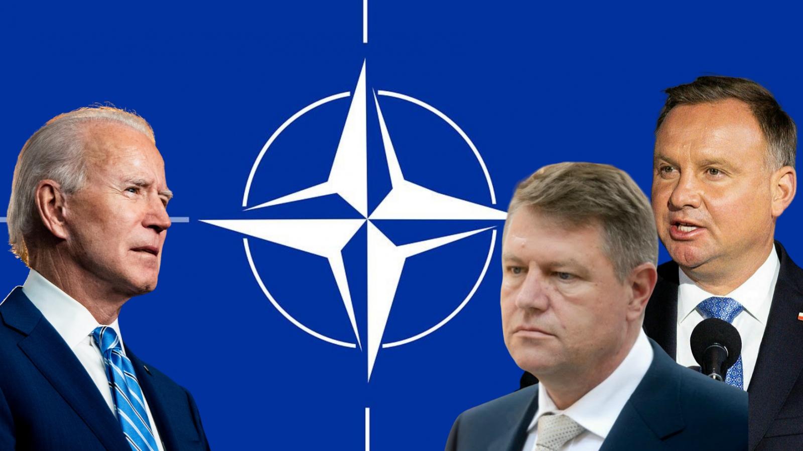 Mỹ tìm cách lôi kéo đồng minh Đông Âu, thông điệp gửi tới Nga