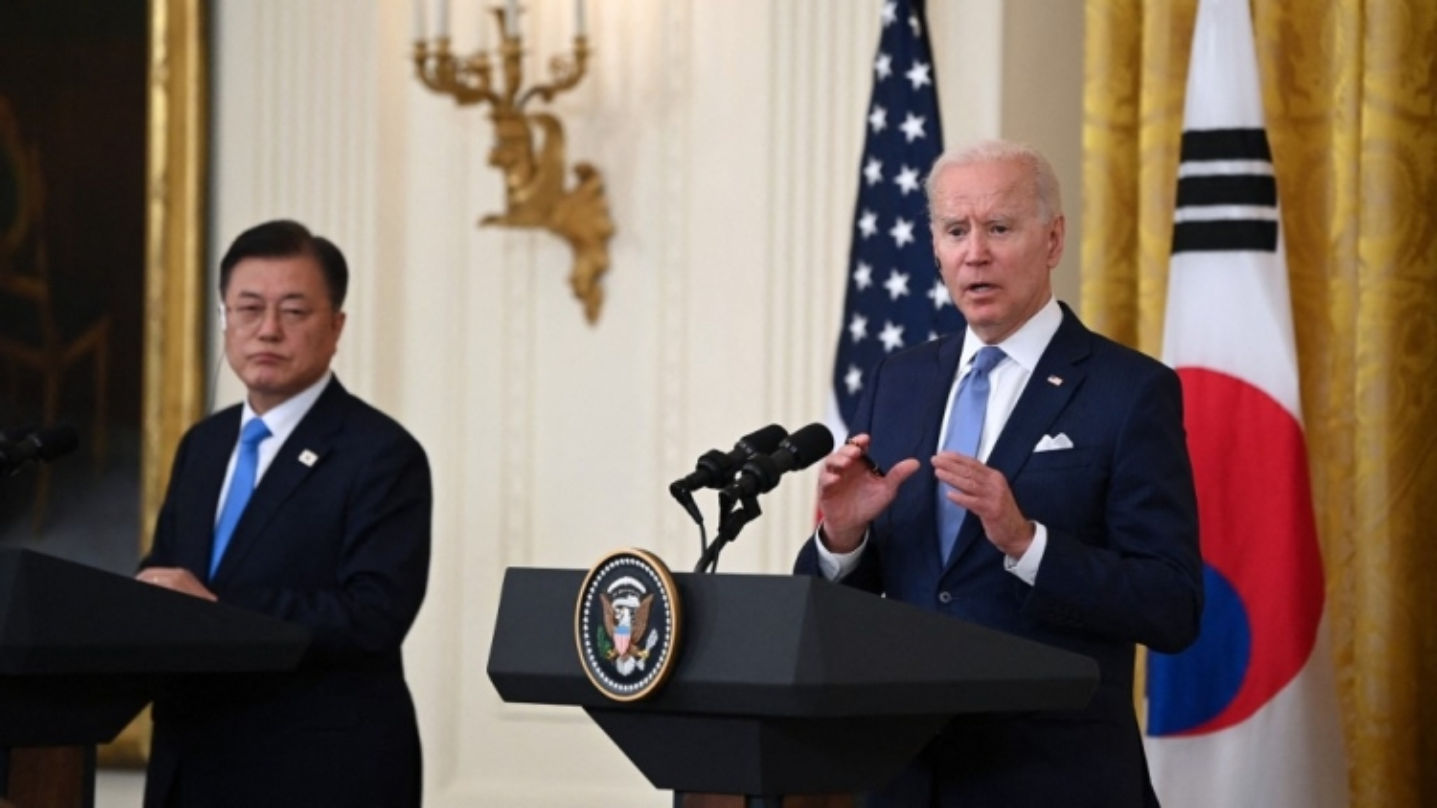 Thượng đỉnh Mỹ - Hàn tạo nền tảng nối lại đối thoại với Triều Tiên