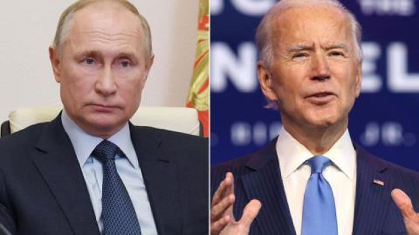 Thượng đỉnh Mỹ-Nga có thể diễn ra giữa tháng 6 tại Thụy Sỹ