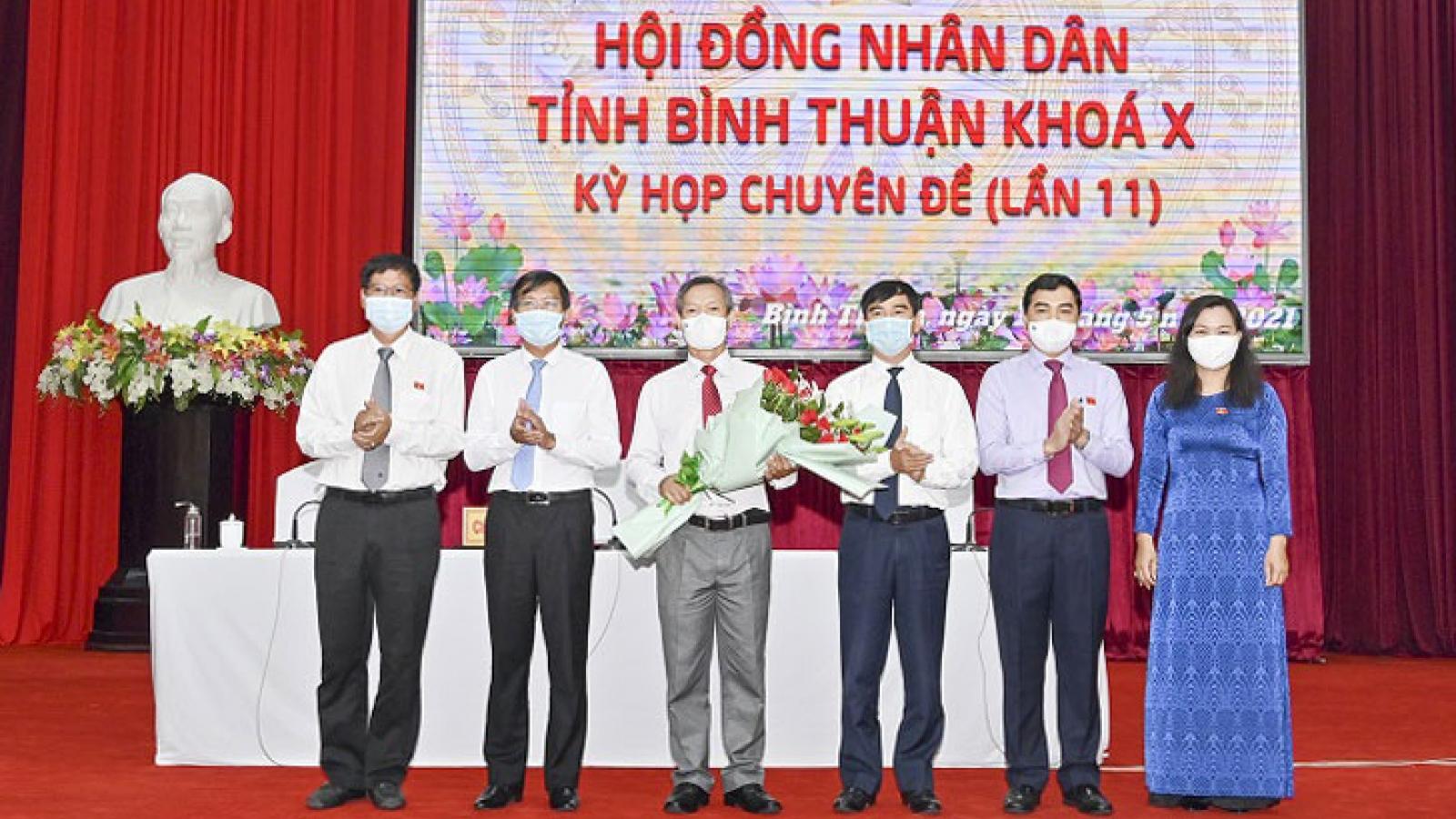 Ông Phan Văn Đăng giữ chức Phó Chủ tịch tỉnh Bình Thuận