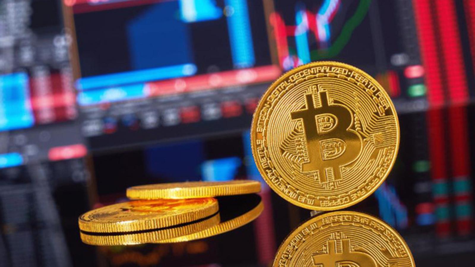 Giá Bitcoin quay đầu tăng vượt mức 39.000 USD