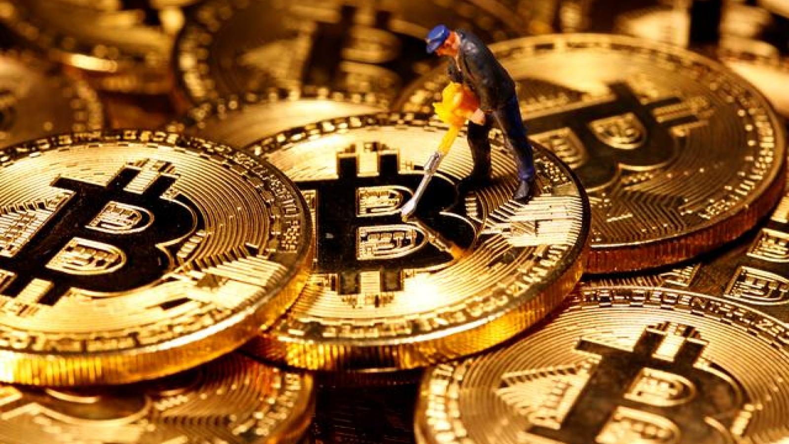 Bitcoin lao dốc mạnh, mất gần một nửa giá trị so với mức đỉnh trong năm nay