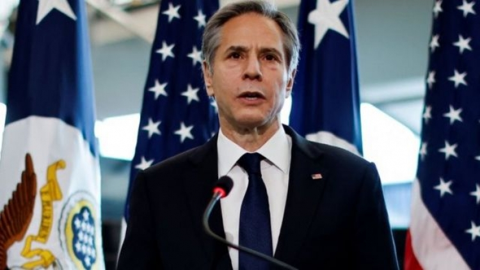 """Ngoại trưởng Blinken: Mỹ mong muốn có mối quan hệ """"ổn định"""" hơn với Nga"""