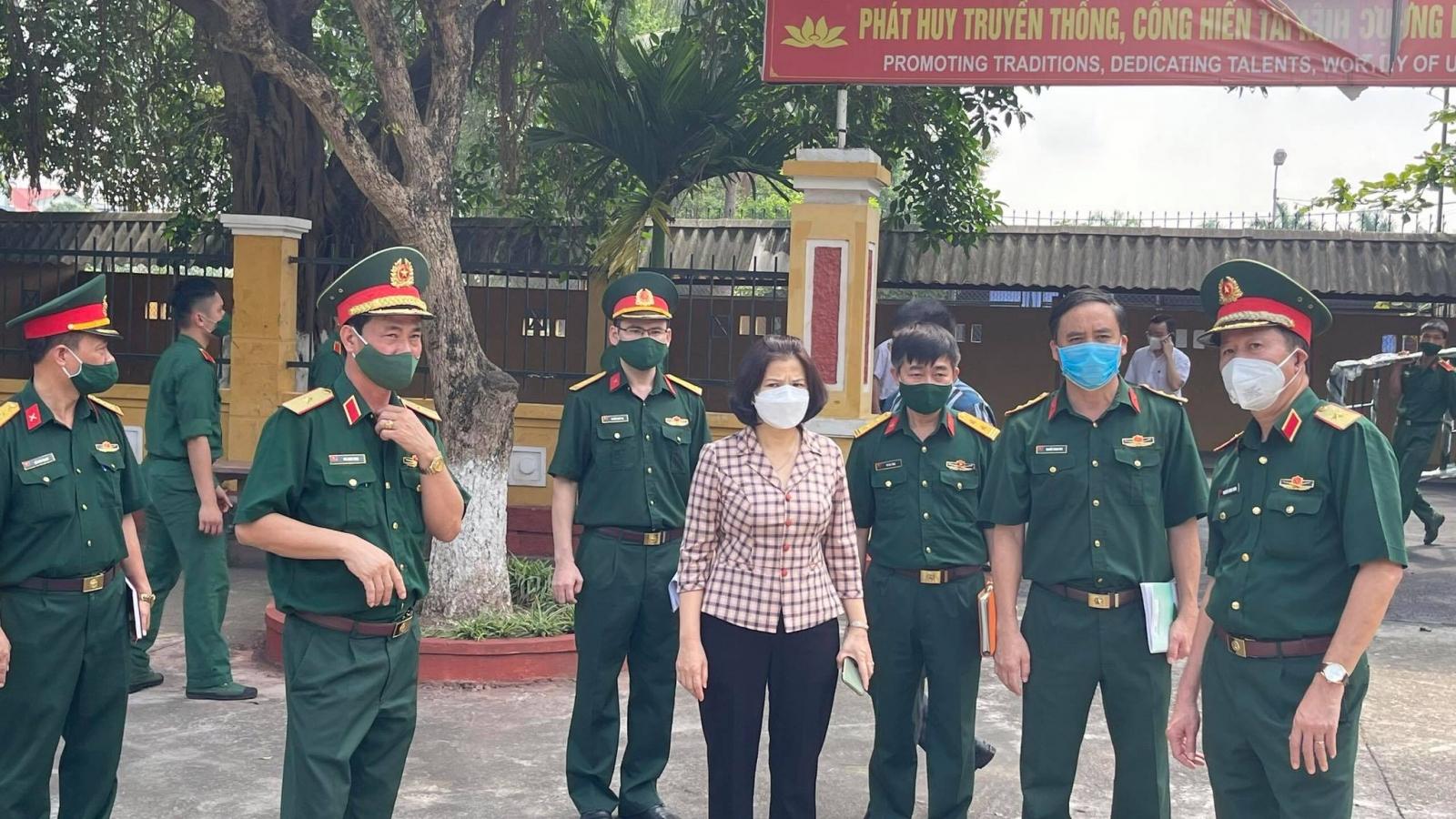Bắc Ninh trưng dụng tất cả trường học làm nơi ở tạm cho công nhân