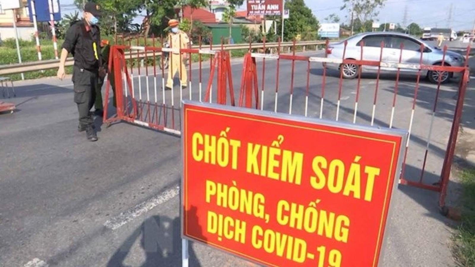 8 nhiệm vụ cấp bách phòng, chống dịch Covid-19 của Thành ủy Hà Nội