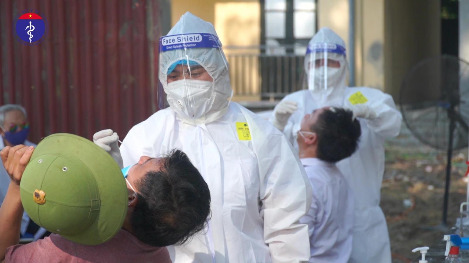 Bắc Ninh có thêm 32 ca mắc COVID-19 tại 12 công ty ở các khu công nghiệp