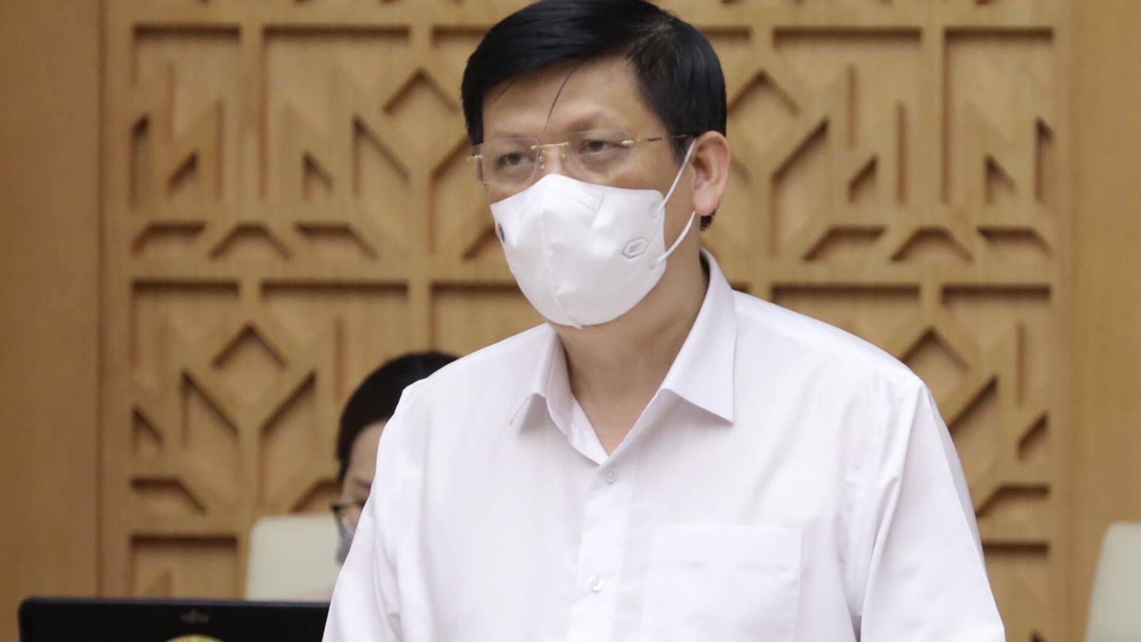 Bộ trưởng Bộ Y tế: Nhiều bài học rút ra từ ổ dịch ở Bệnh viện Bệnh Nhiệt đới T.Ư