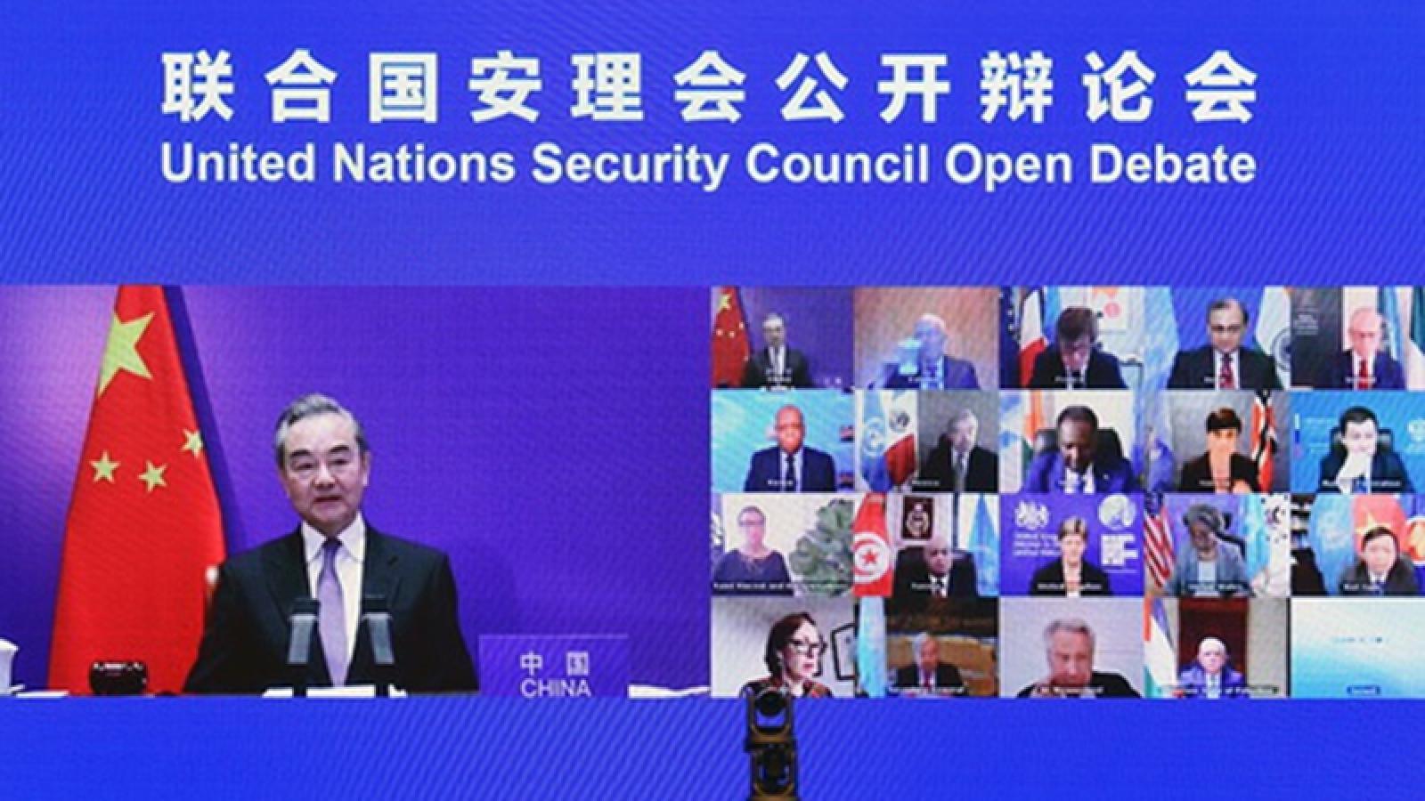 Trung Quốc đưa ra đề xuất 4 điểm hạ nhiệt căng thẳng giữa Palestine và Israel
