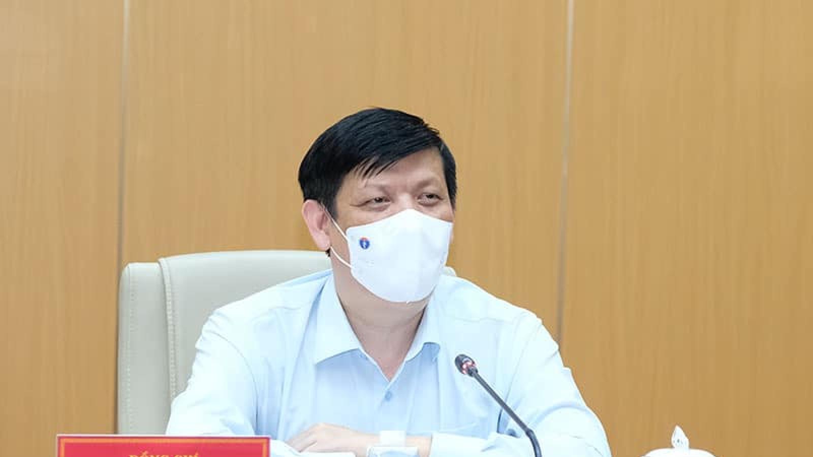Bộ trưởng Bộ Y tế: Các nước dư thừa vaccine tạo điều kiện cho Việt Nam có thể tiếp cận