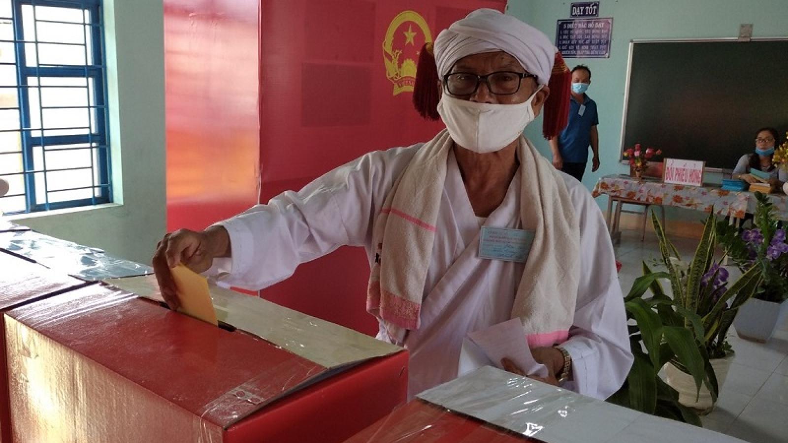 Bình Thuậncông bố danh sách 53 đại biểu HĐND tỉnh khoá mới
