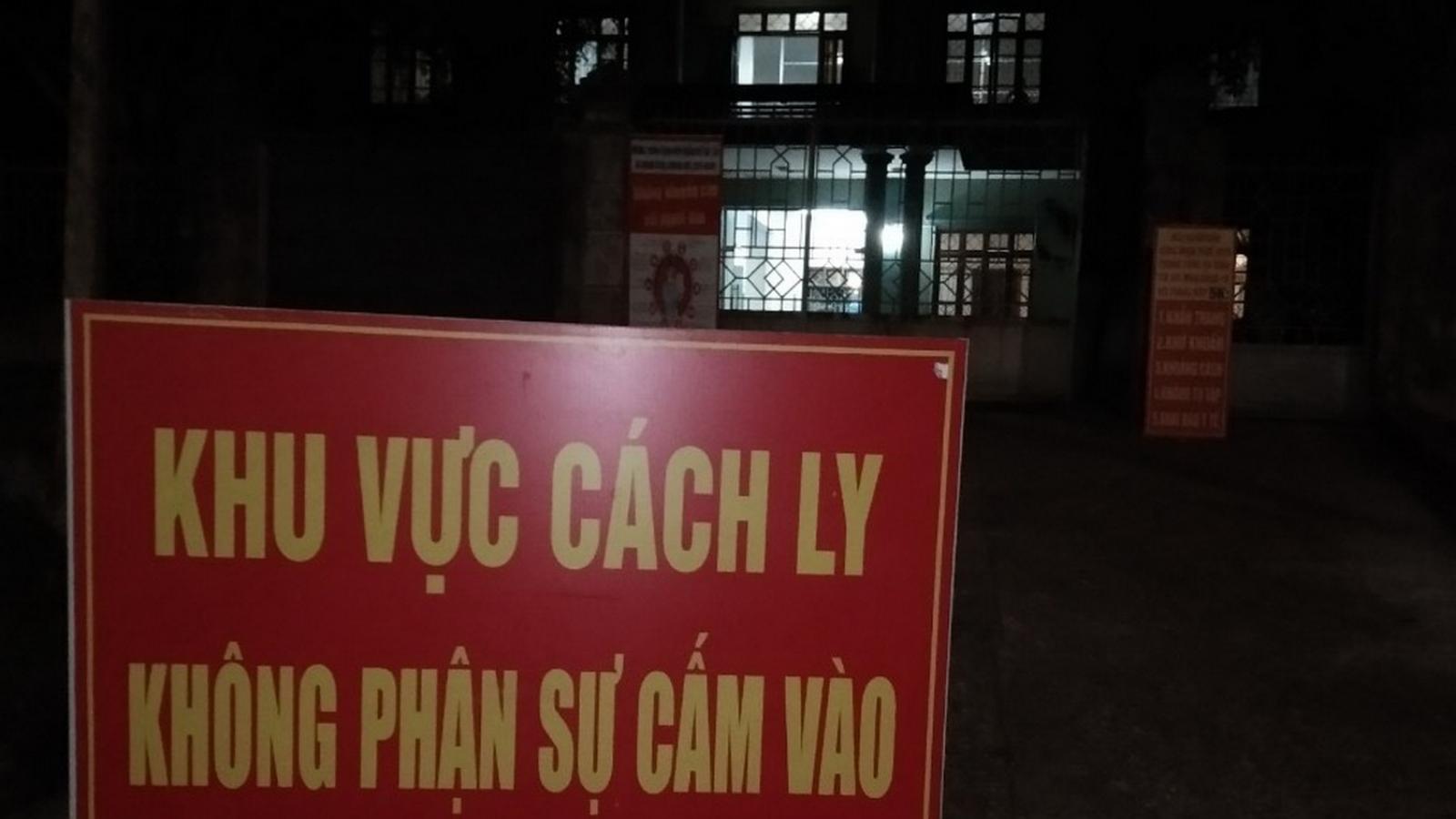 Quảng Nam phát hiện 4 người nhập cảnh trái phép từ Lào