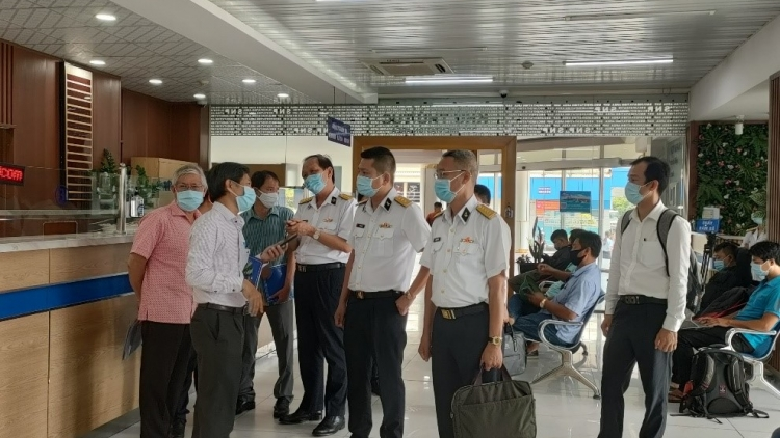 TP.HCM lo ngại nguy cơ Covid-19 xâm nhập từ cảng biển