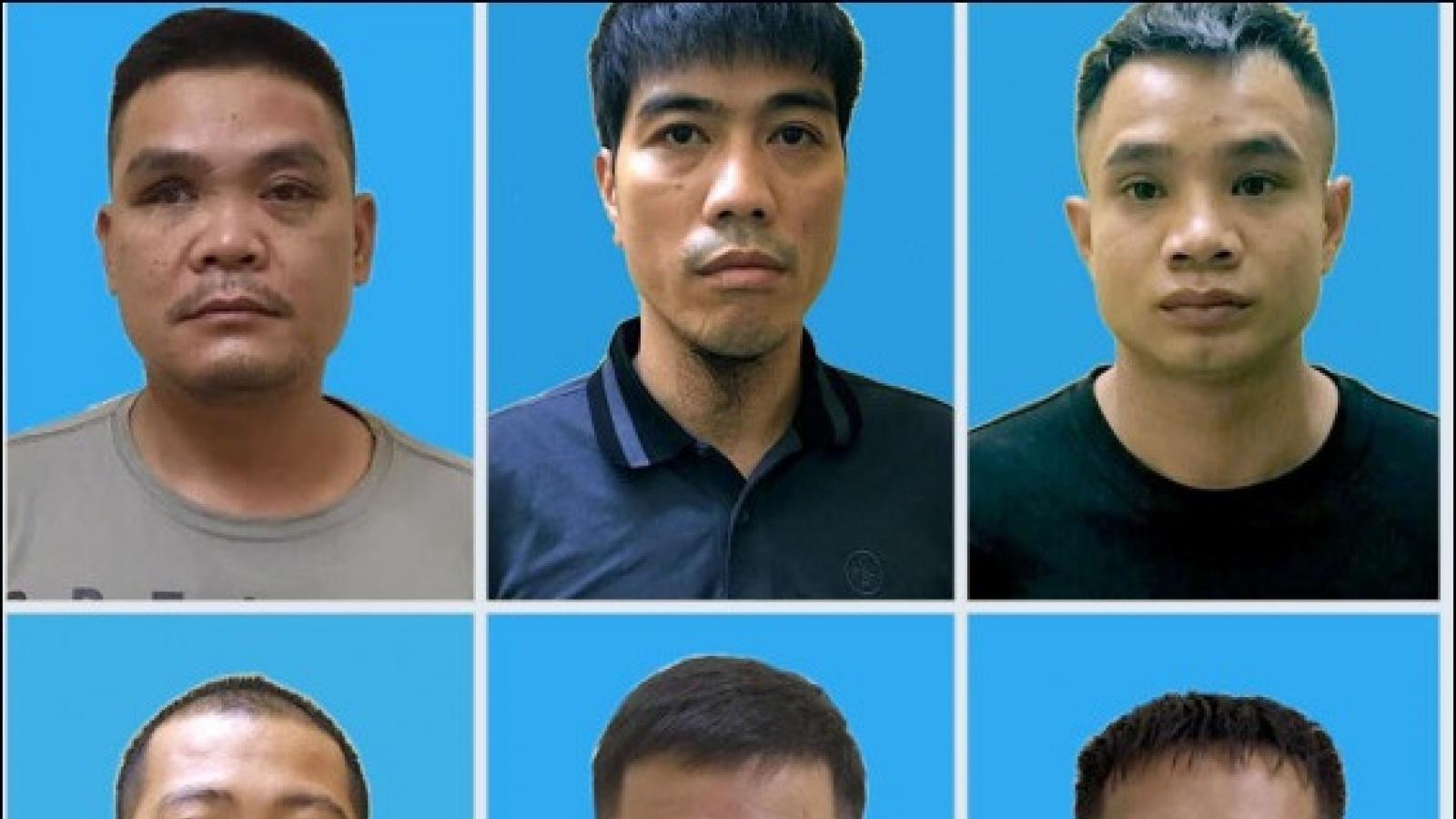 """Bắt khẩn cấp giang hồ cộm cán Dũng """"ốt"""" tại Hà Nội"""