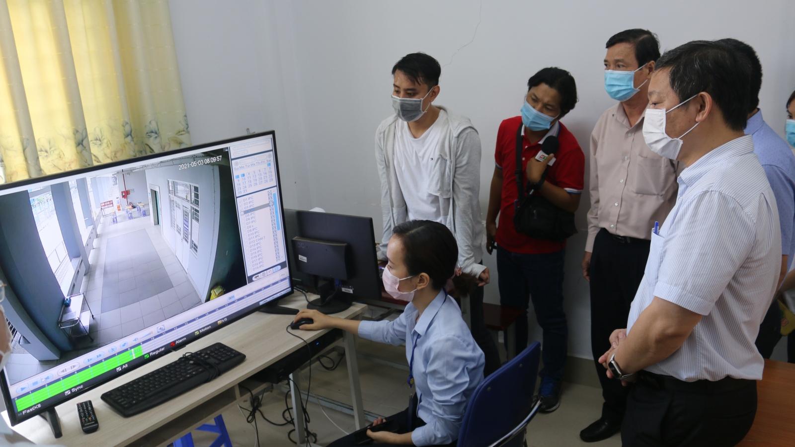 TPHCM truy tìm 2 người Trung Quốc trốn khỏi khu cách ly Củ Chi