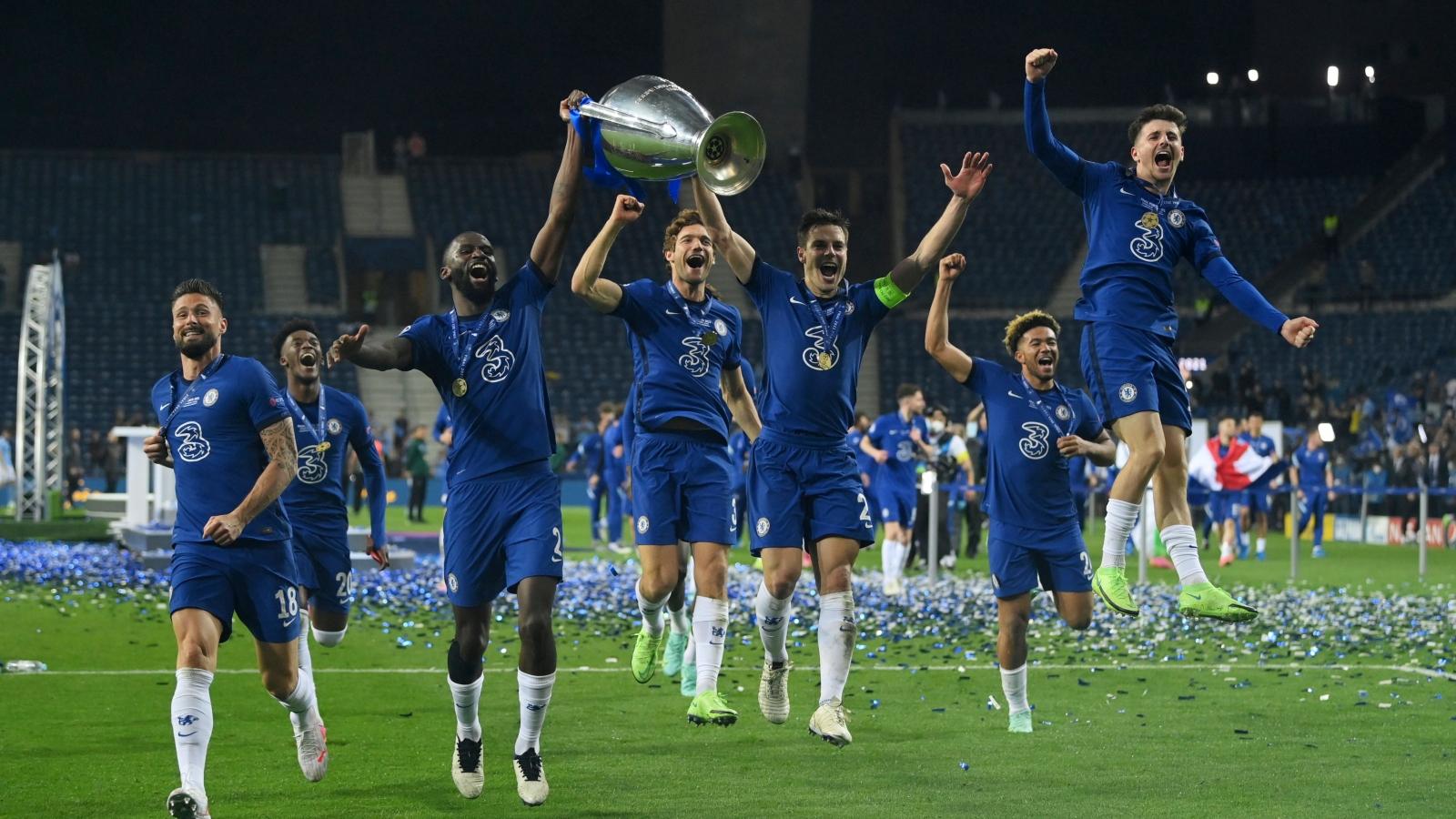 Dàn sao Chelsea nói gì khi đánh bại Man City, lên ngôi vô địch Champions League?