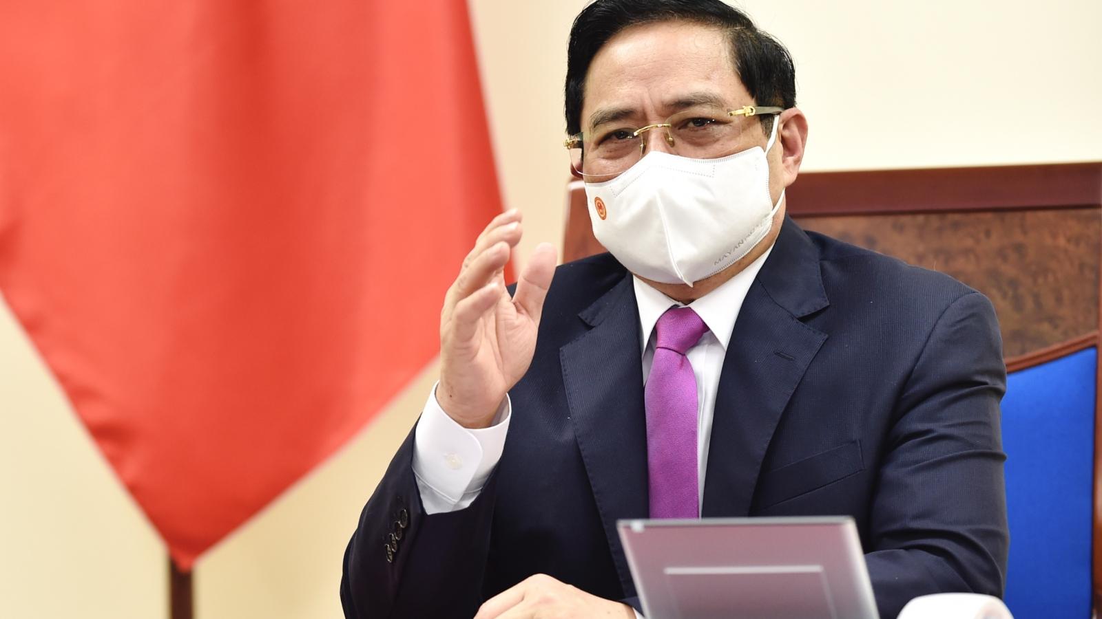 Thủ tướng tham dự và phát biểu tại Hội nghị tương lai châu Á