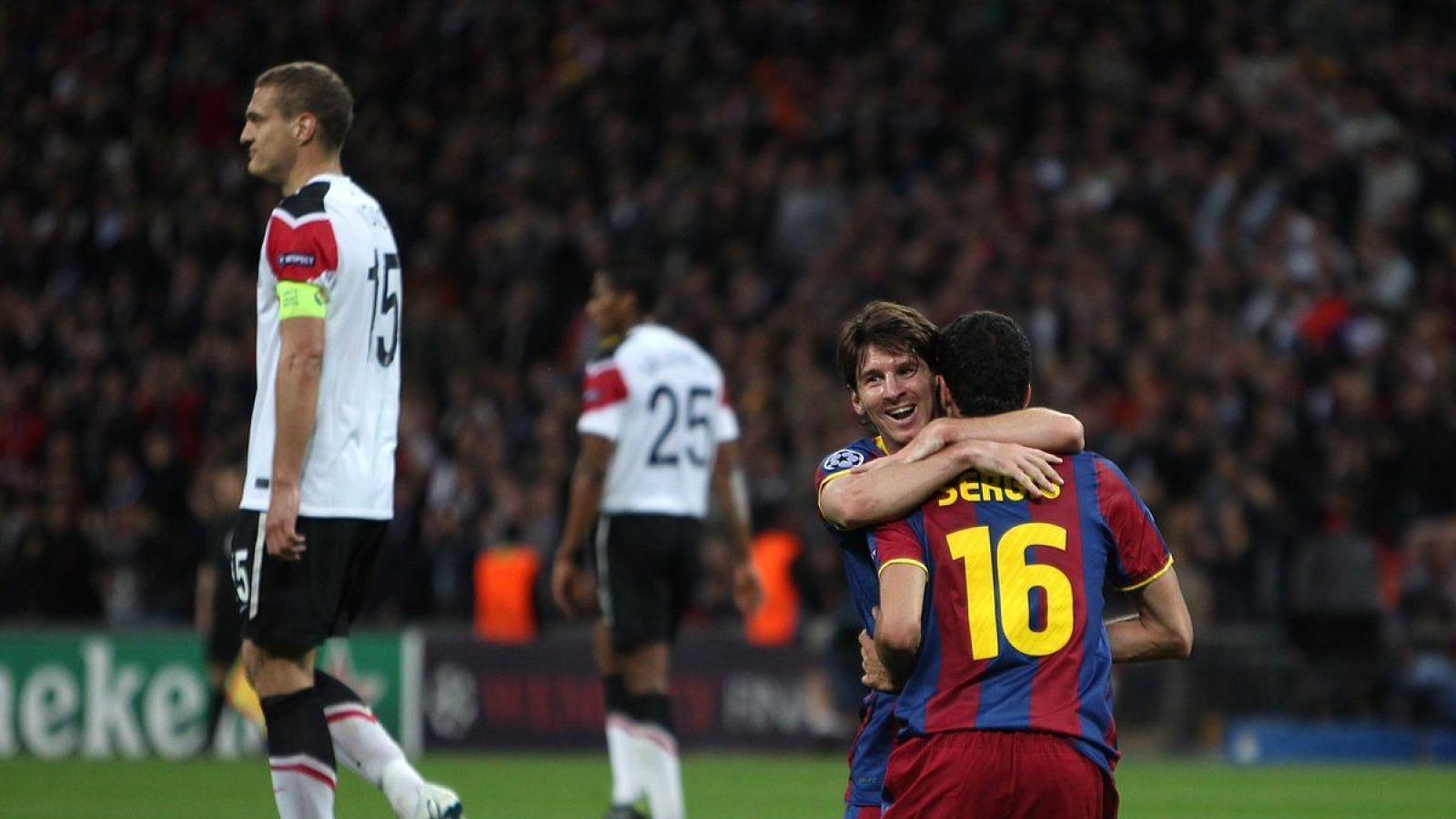 """Ngày này năm xưa:  MU thua """"tâm phục khẩu phục"""" Barca ở chung kết Champions League"""