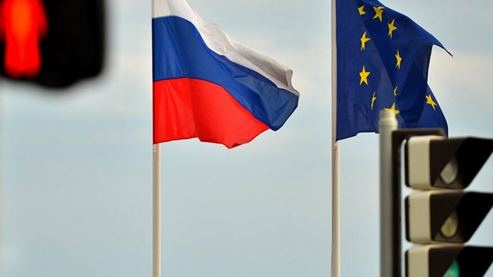 EU đáp trả Nga sau quyết định cấm 8 quan chức nhập cảnh