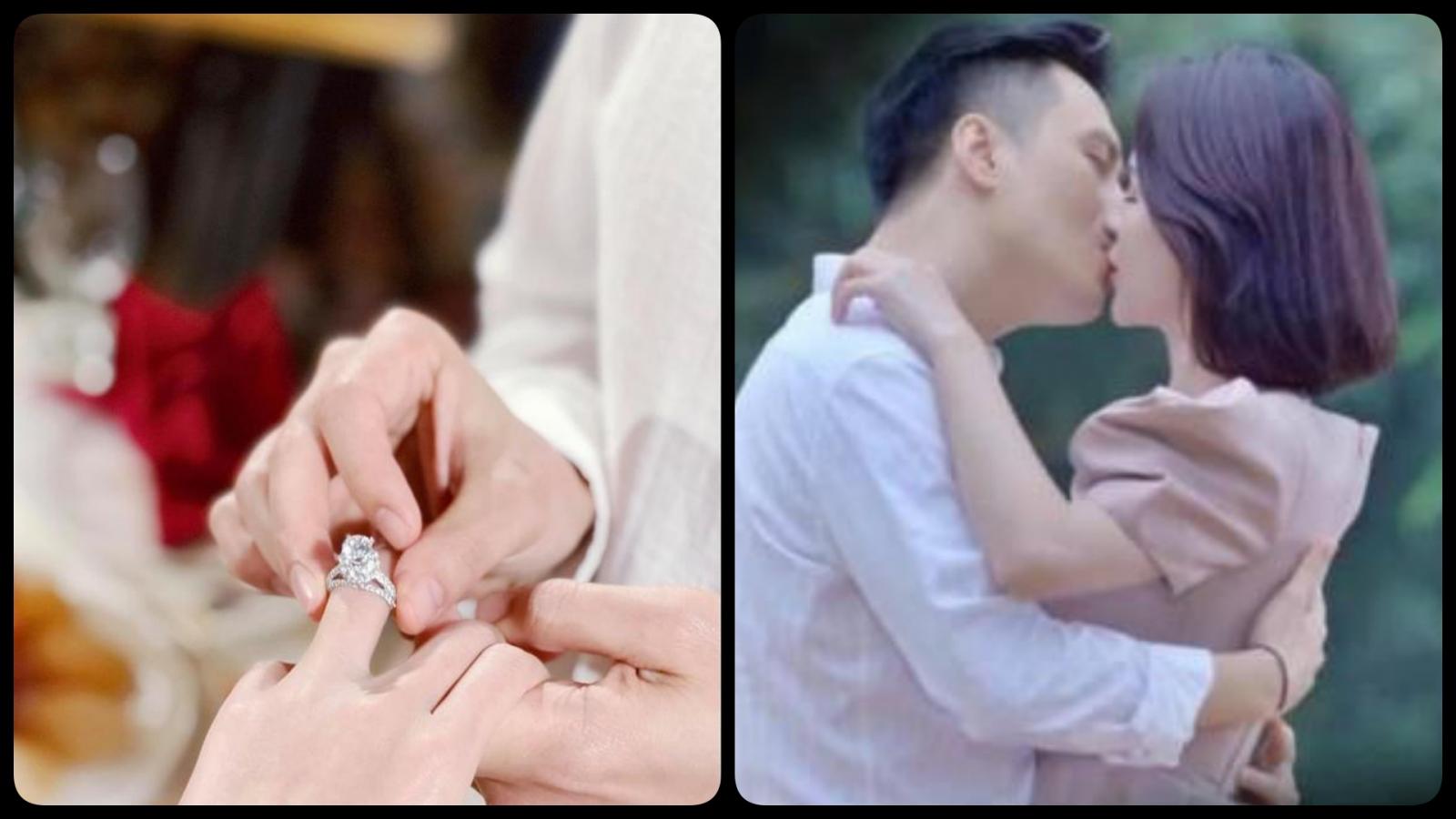"""Chuyện showbiz: Diễn viên """"Hướng dương ngược nắng"""" Lương Thu Trang được bạn trai cầu hôn?"""