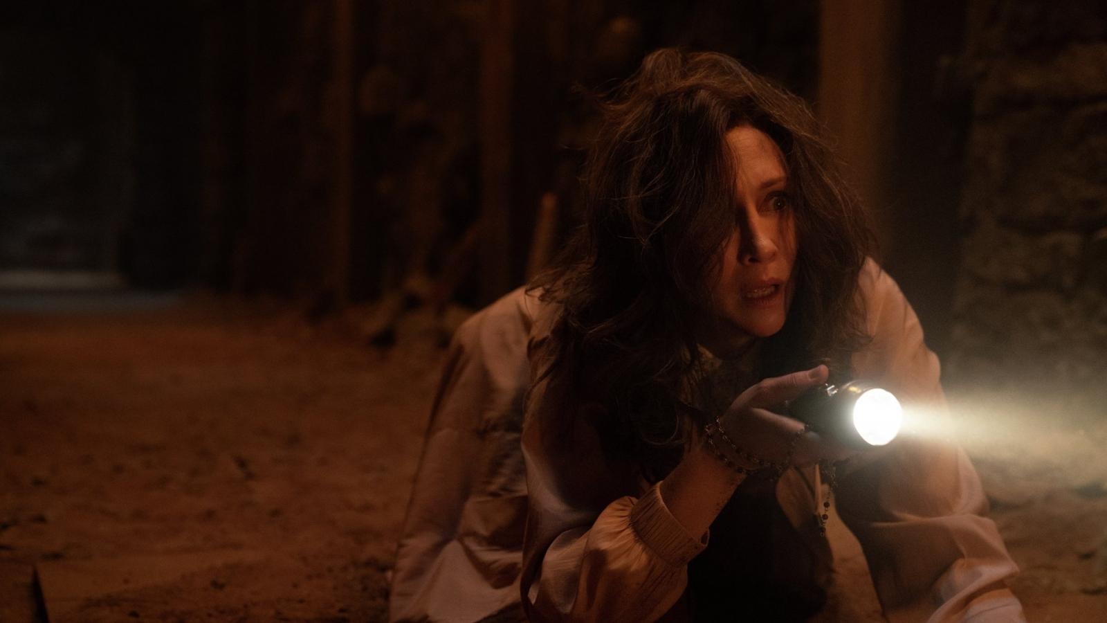 """The Conjuring 3: Lorraine Warren có siêu năng lực, yếu tố tâm linh thêm phần """"nặng đô""""?"""