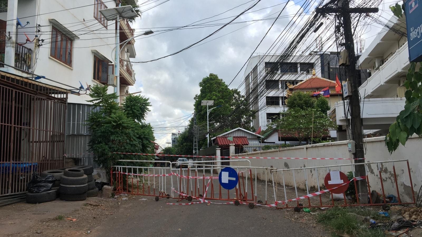 Lào ghi nhận thêm 1 trường hợp tử vong do Covid-19