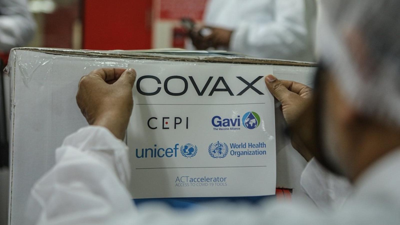 COVAX thiếu quỹ và nguồn cung, nhiều nước có nguy cơ chậm nhận vaccine