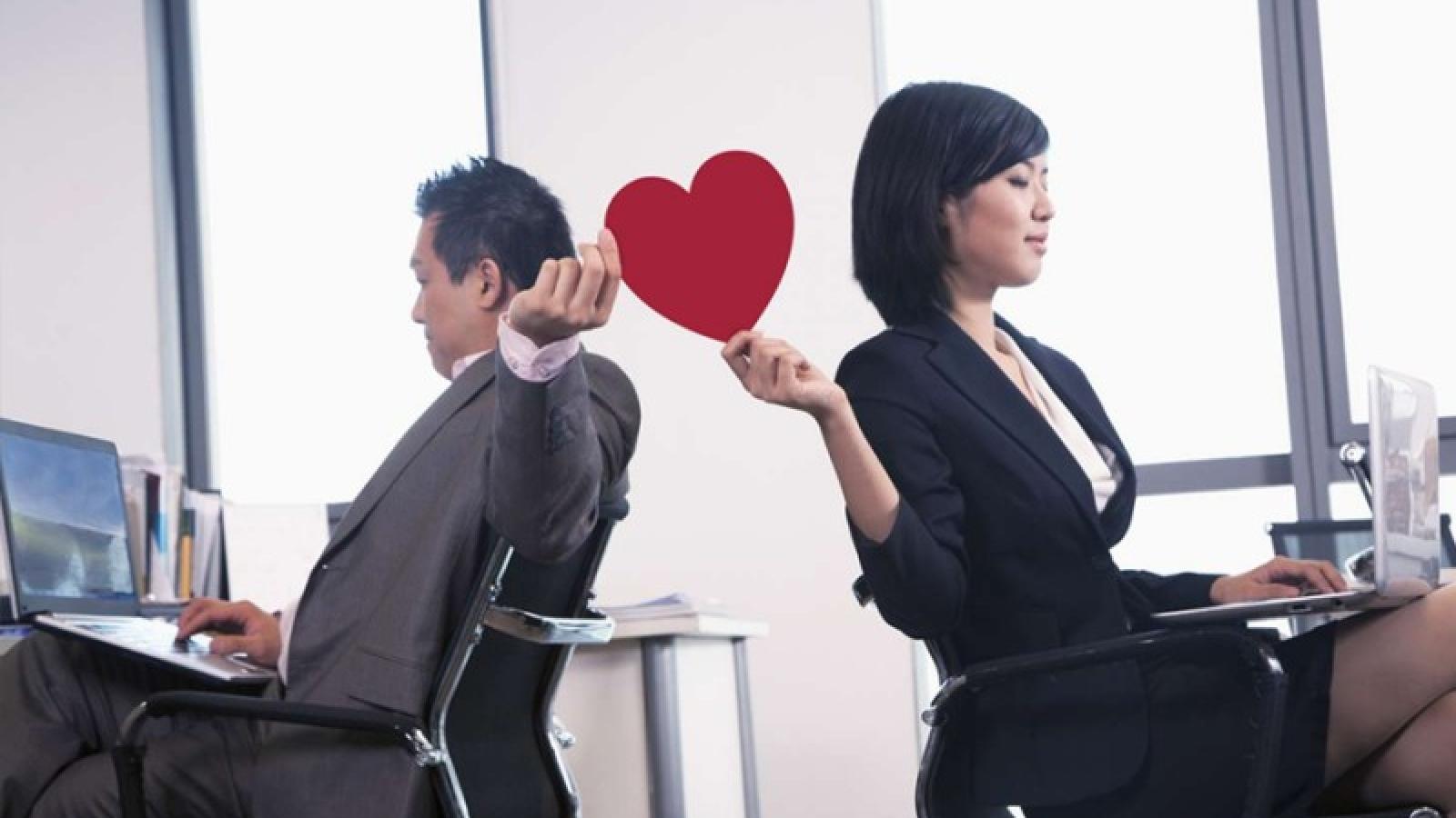 Yêu đương chốn công sở cần ghi nhớ những điều gì?