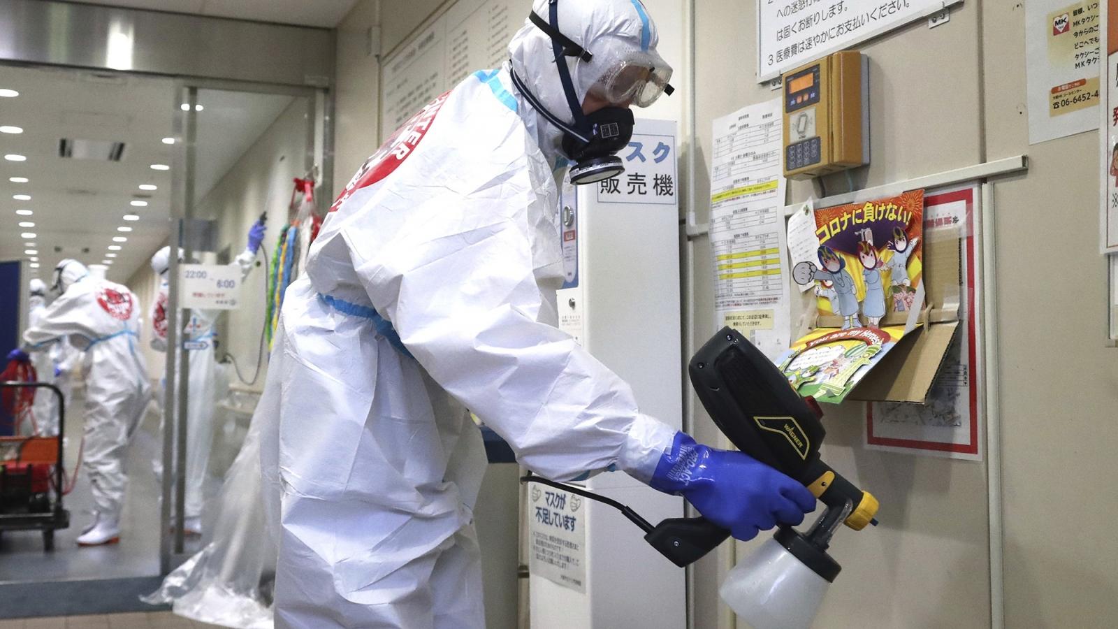 Hệ thống y tế của thành phố lớn thứ hai Nhật Bản có nguy cơ sụp đổ vì Covid-19