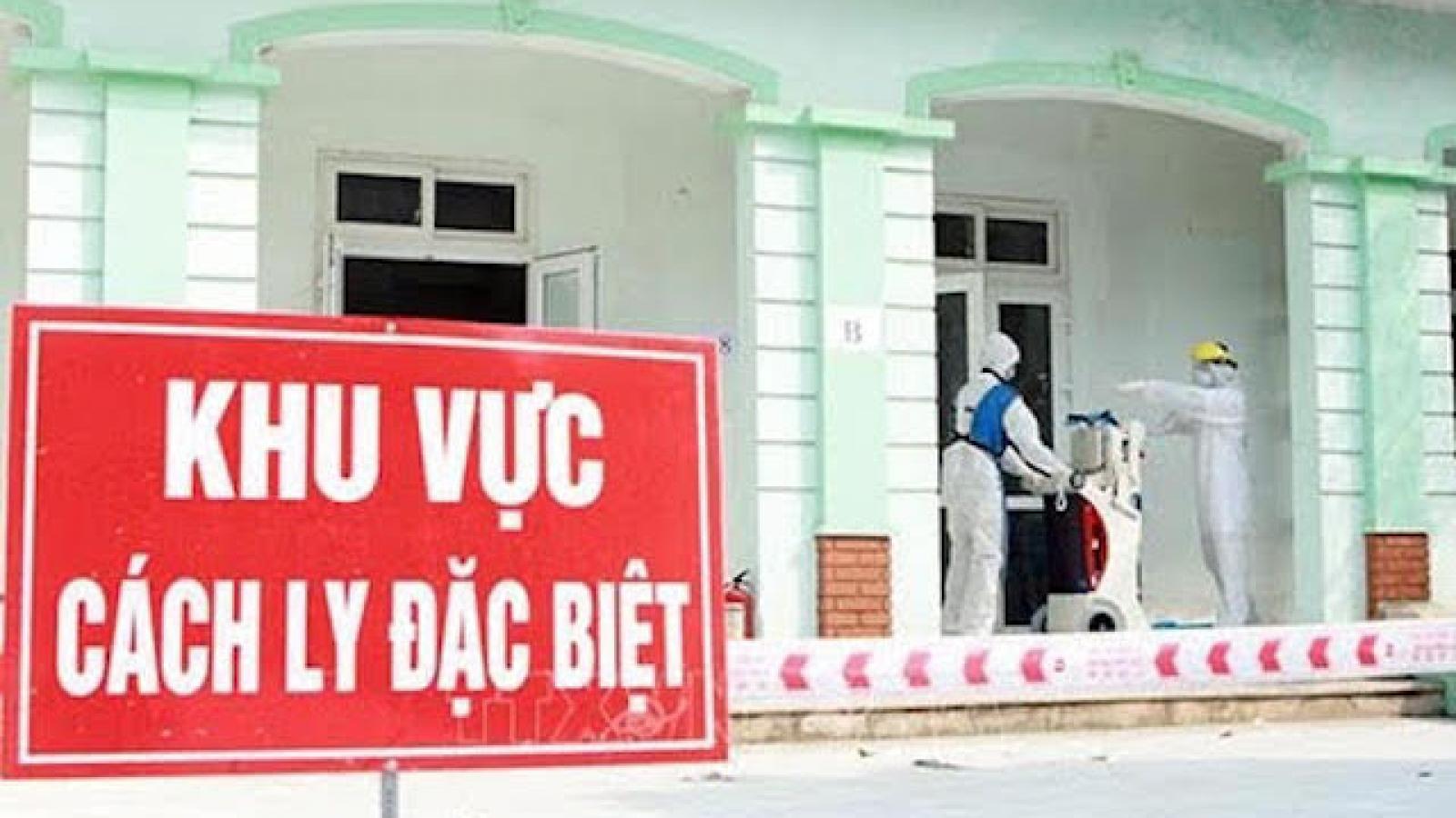3 F1 tại Điện Biên đã có kết quả âm tính với SARS-CoV-2