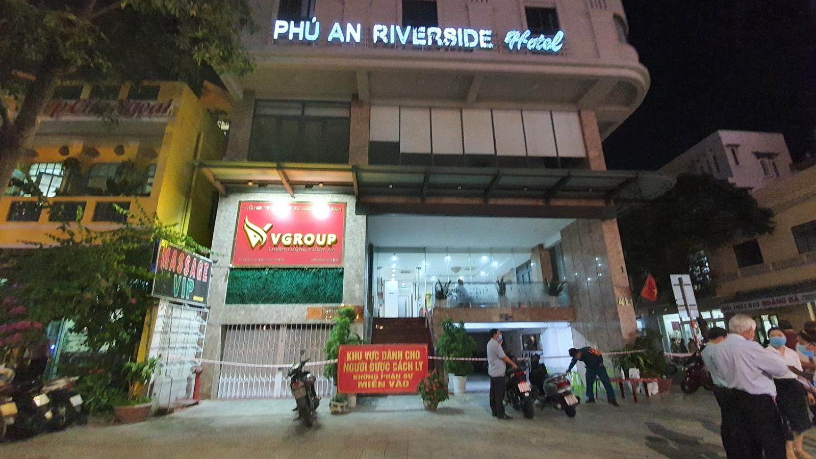 Lịch trình truy vết nữ bệnh nhân nghi mắc Covid-19 thứ 2 ở Đà Nẵng