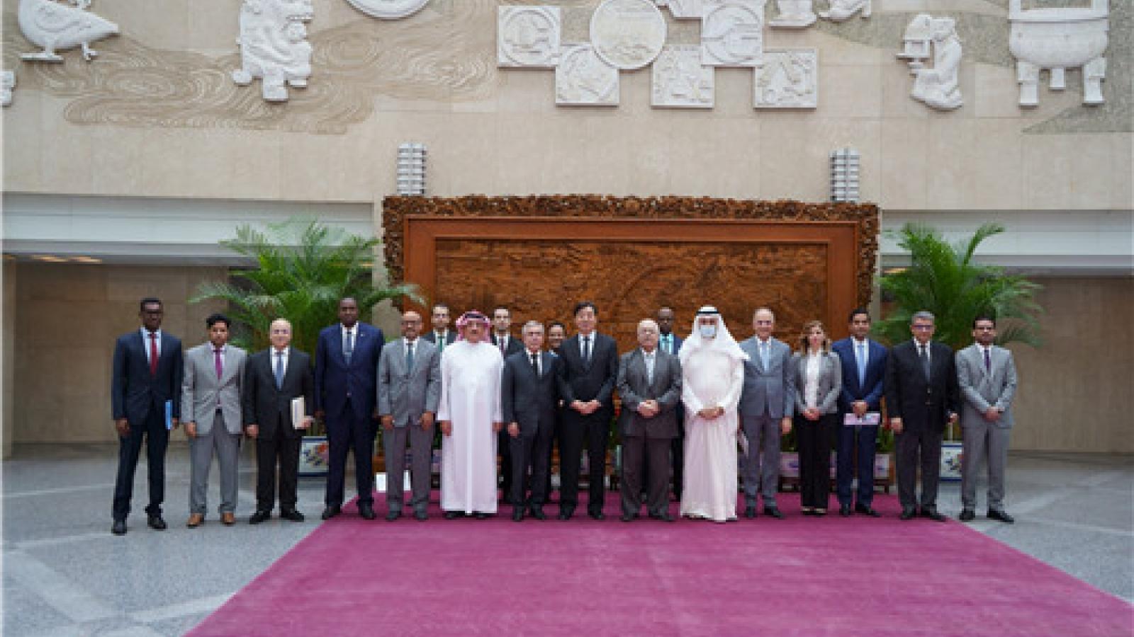 Trung Quốchối thúc Hội đồng Bảo an tổ chức tham vấn khẩn về Đông Jerusalem