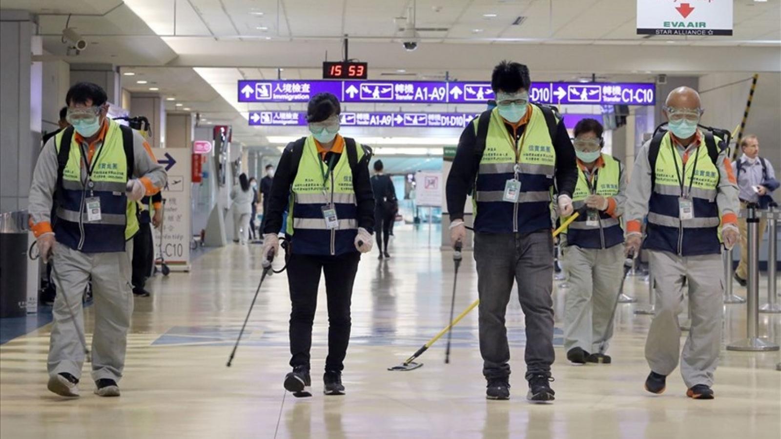 Đài Loan (Trung Quốc) ghi nhậnhơn 700 ca mắc Covid-19 mới
