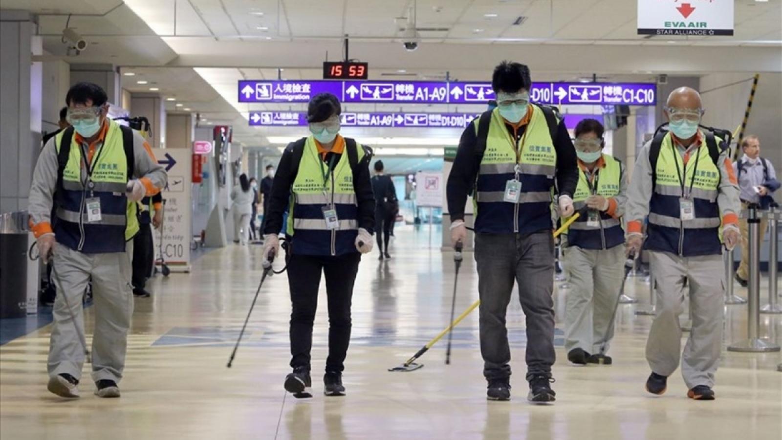 Đài Loan (Trung Quốc) liên tục phải bổ sung số liệu Covid-19