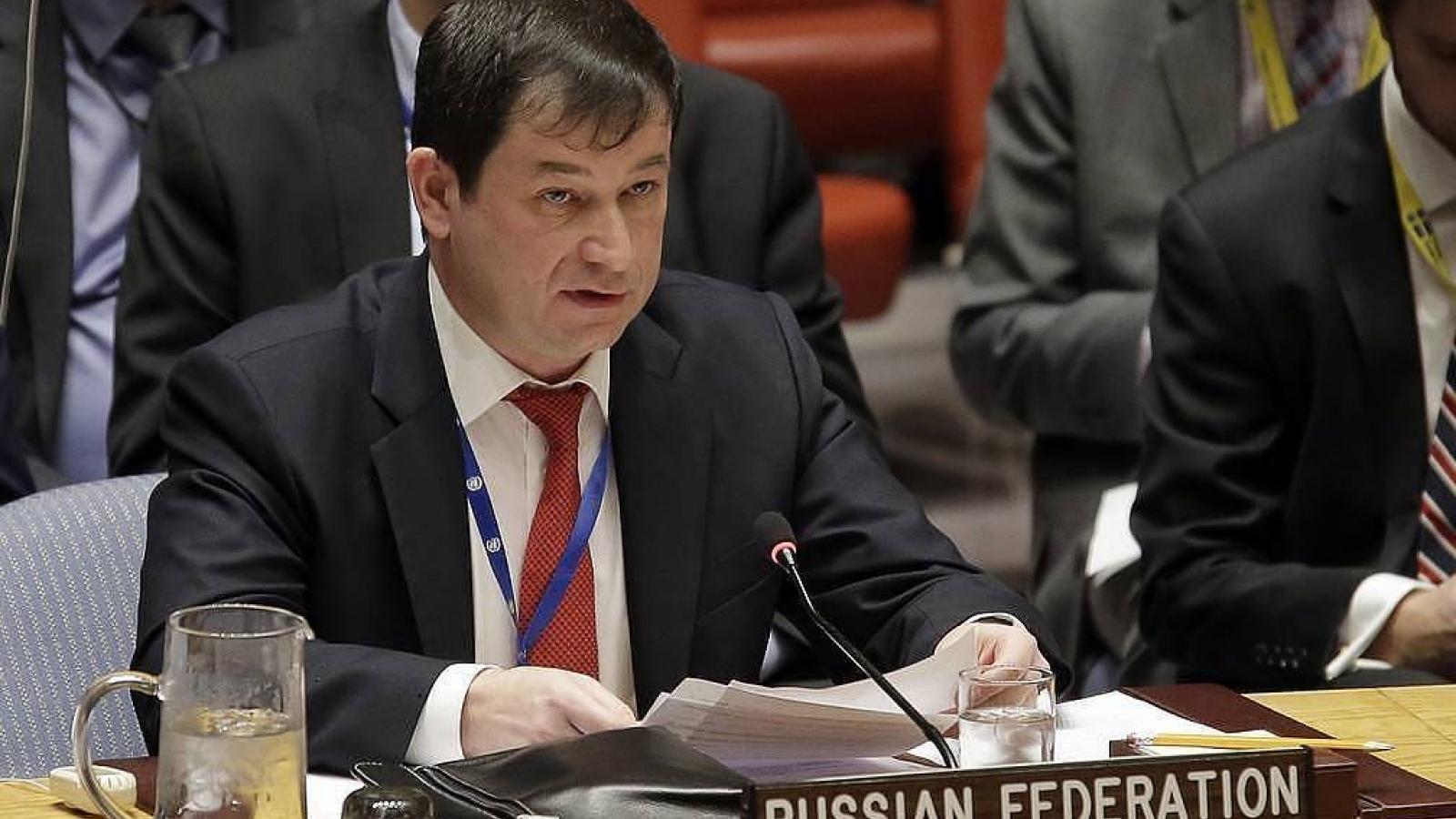 Nga đề xuất cuộc họp Nhóm Bộ tứ Trung Đông về tình hình Israel-Palestine
