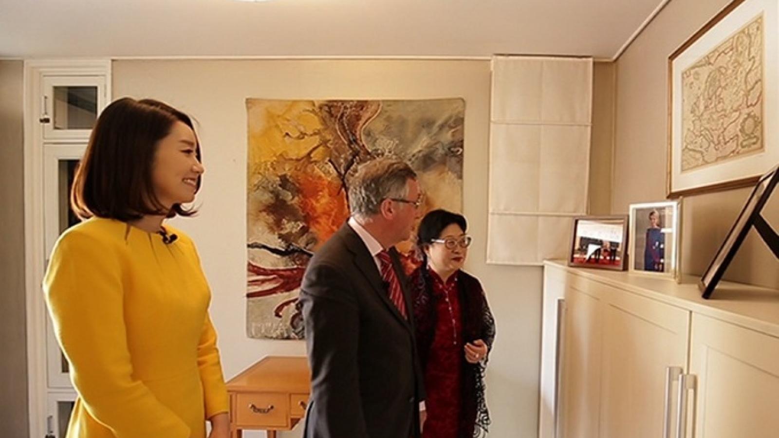 Phu nhân Đại sứ Bỉ tại Hàn Quốc bị triệu tập bởi nghi vấn có hành vi bạo lực