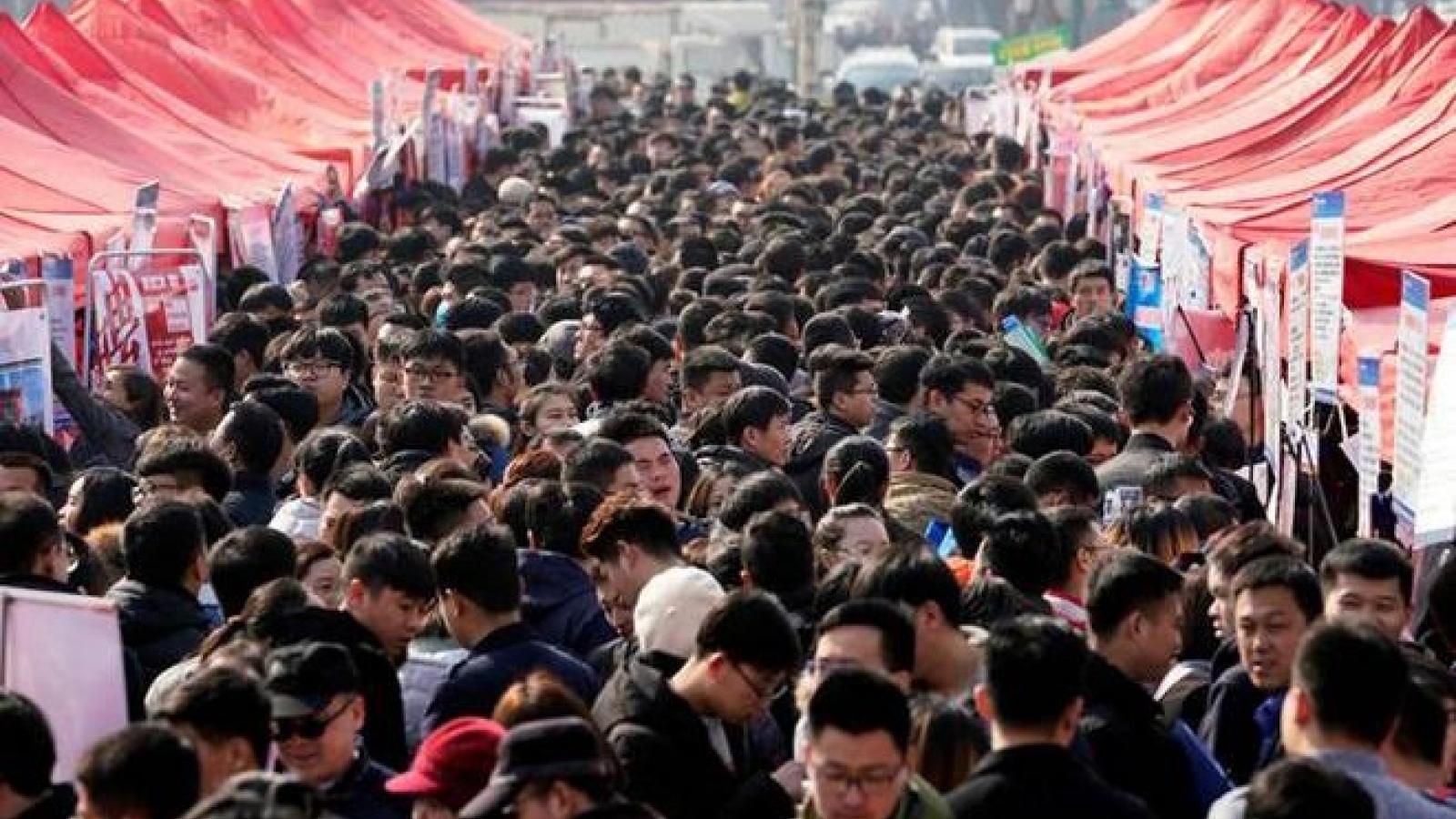 """Thực trạng """"Già trước khi giàu"""" thách thức tham vọng của Trung Quốc"""