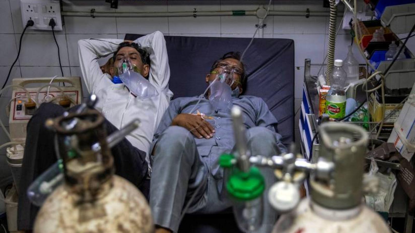 Ấn Độ phê duyệt sử dụng khẩn cấp thuốc khớp trong điều trị COVID-19