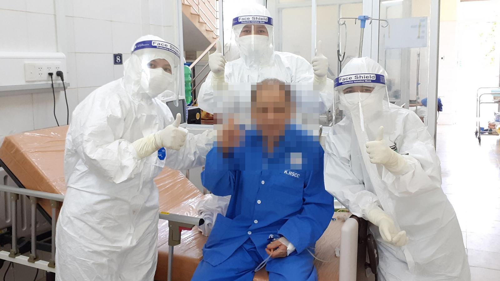Đà Nẵng tăng cường bác sĩ hồi sức tích cực hỗ trợ Bắc Giang điều trị COVID-19
