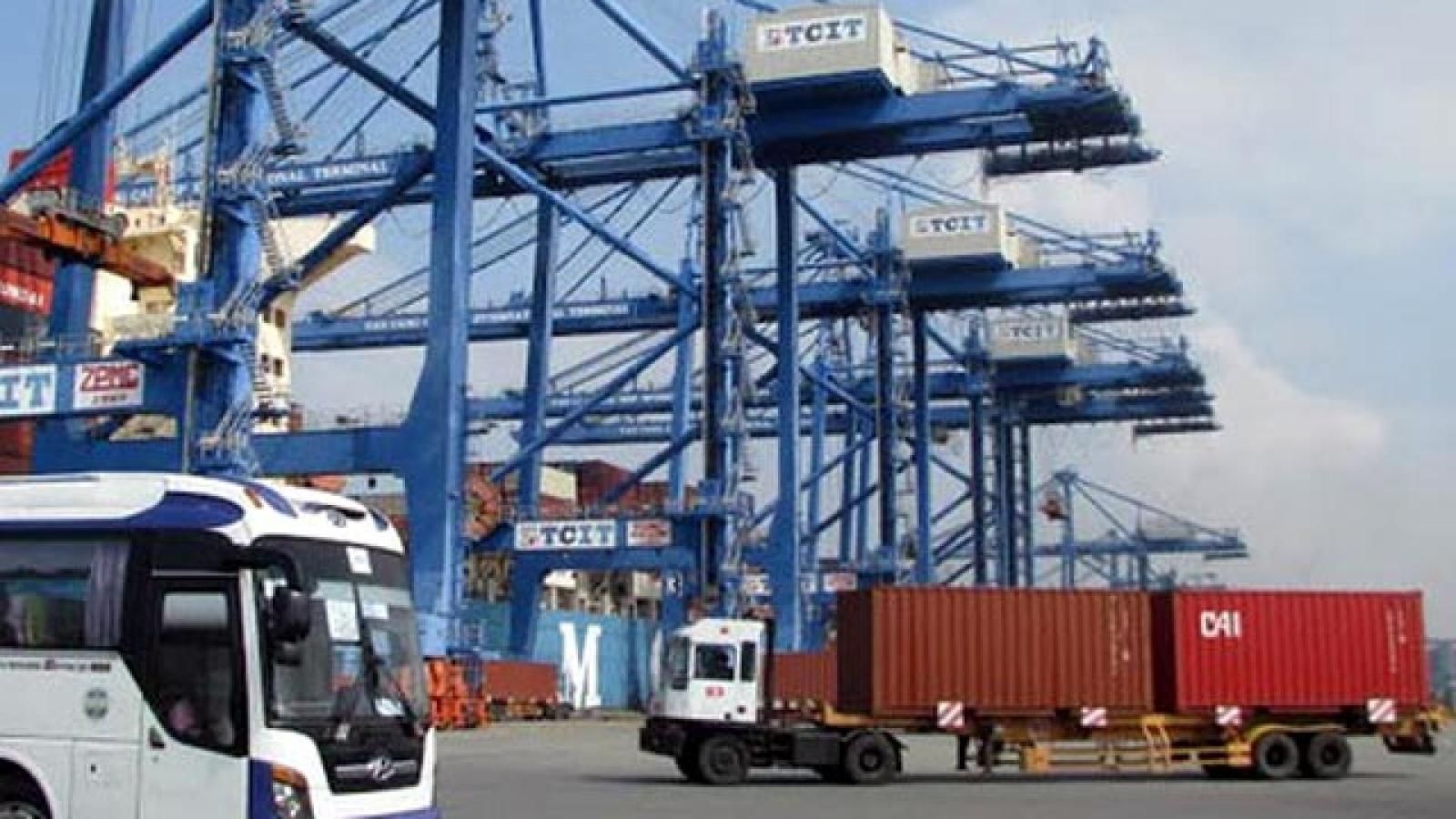 Doanh nghiệp logistics cần hỗ trợ người dân vùng dịch lưu thông hàng hóa