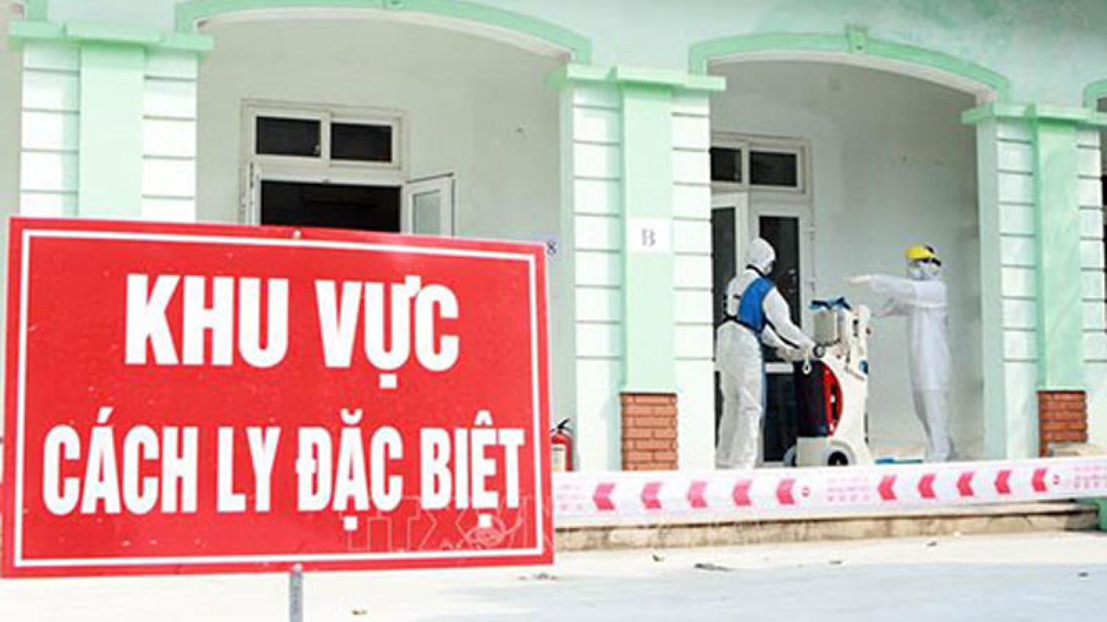 Thêm 2 ca dương tính với virus SARS-CoV-2 tại huyện Nậm Pồ