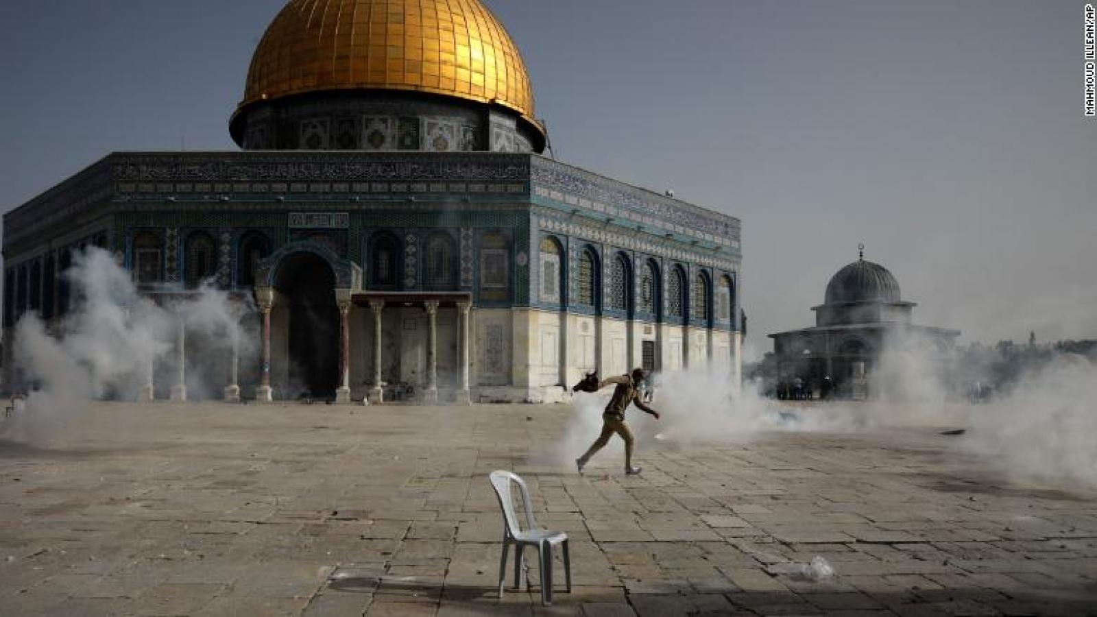Nguồn cơn khiến xung đột Israel-Palestine bùng phát dữ dội