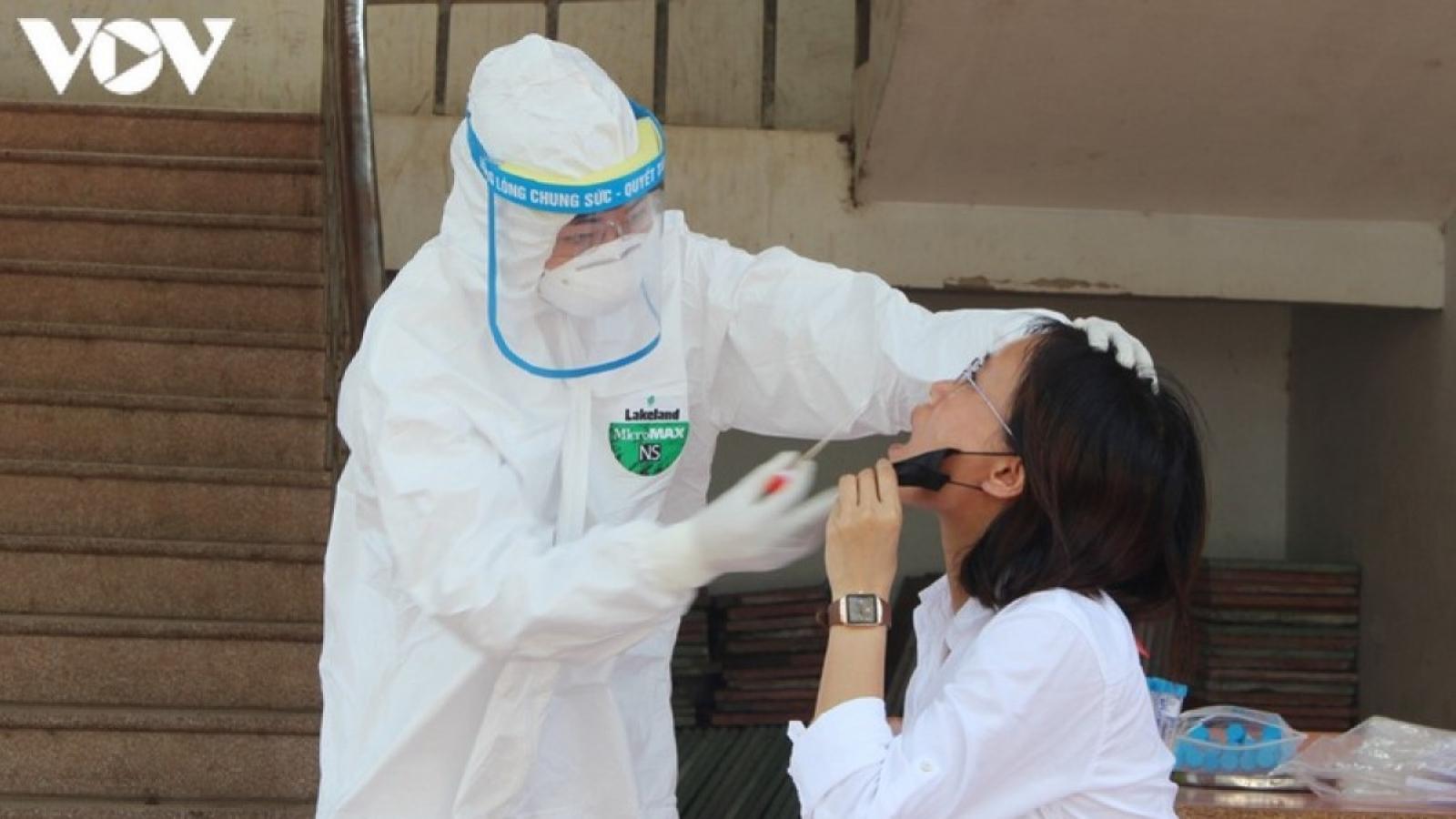 Thái Bình phát hiện bệnh nhân tái dương tính sau khi điều trị