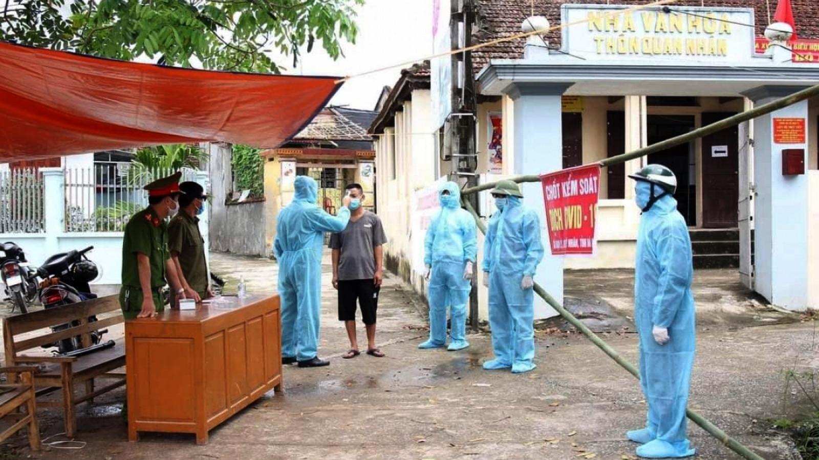 98 mẫu xét nghiệm từ BV Bệnh Nhiệt đới T.Ư về Hà Nam đều âm tính với SARS-CoV-2