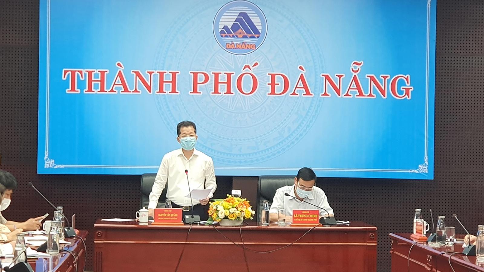 Đà Nẵng tăng cường xử phạt người không đeo khẩu trang nơi công cộng