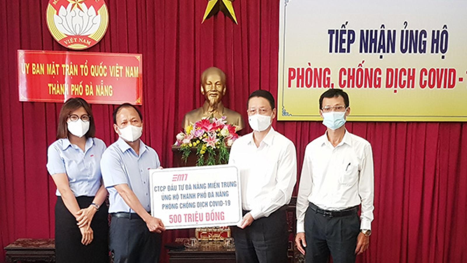 Đà Nẵng tiếp nhận gần 3,5  tỷ đồng hỗ trợ phòng, chống dịch Covid-19