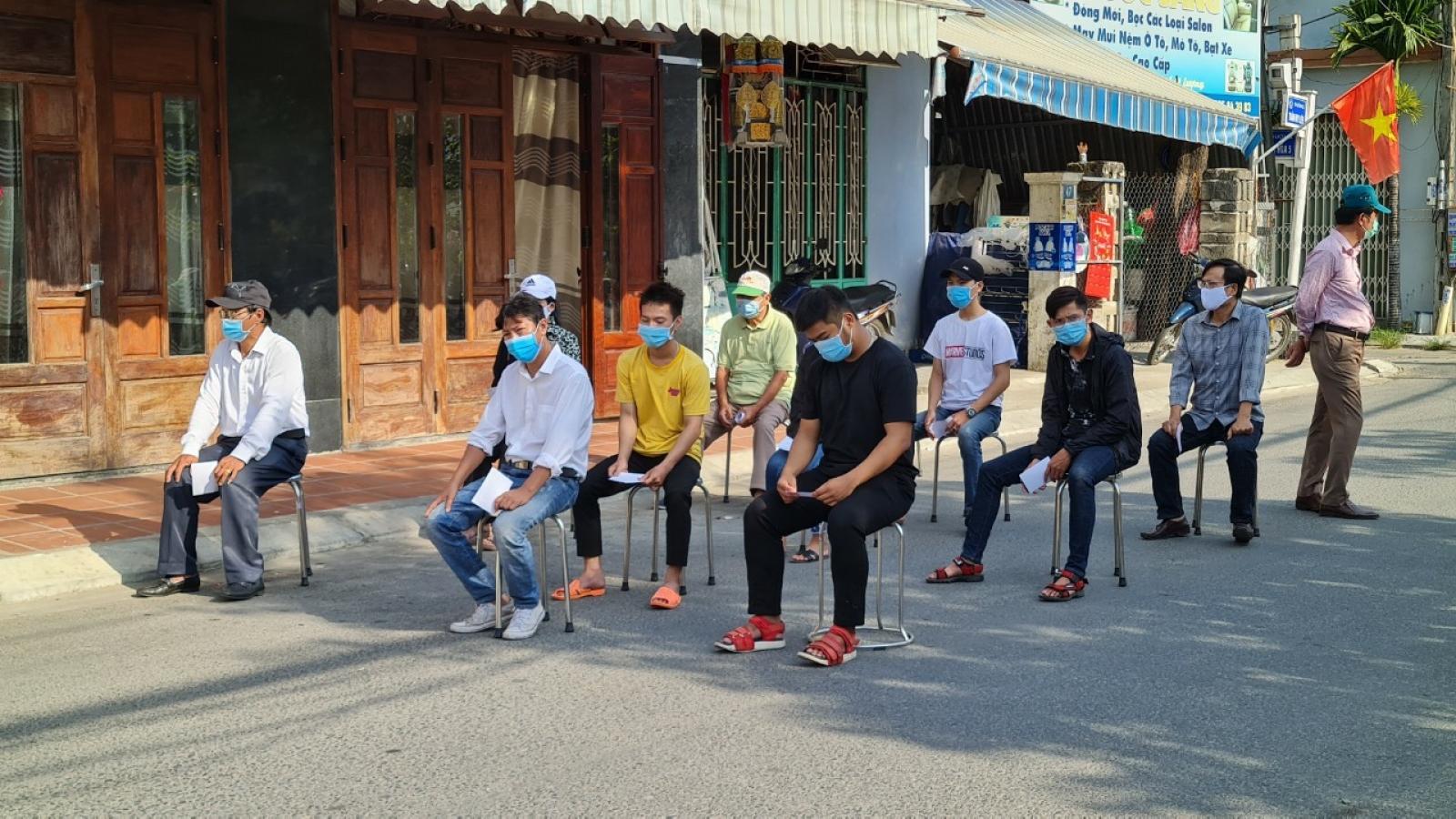 7 người Trung Quốc vi phạm quy chế quản lý người hoàn thành cách ly