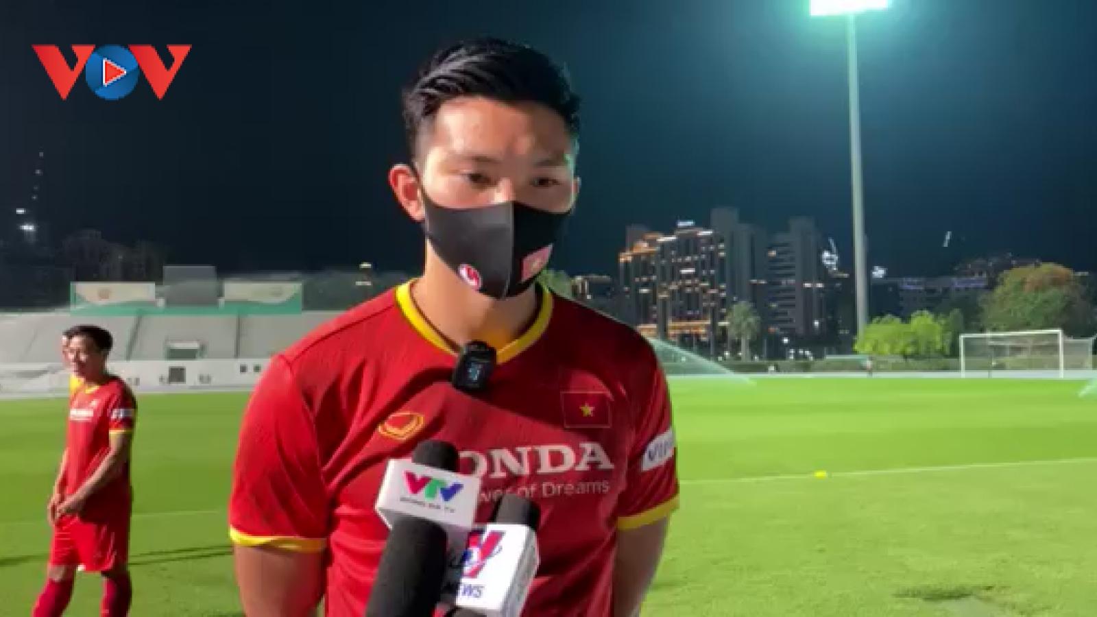 """Đoàn Văn Hậu: """"3 thủ môn ĐT Việt Nam đủ sức thay thế Đặng Văn Lâm"""""""