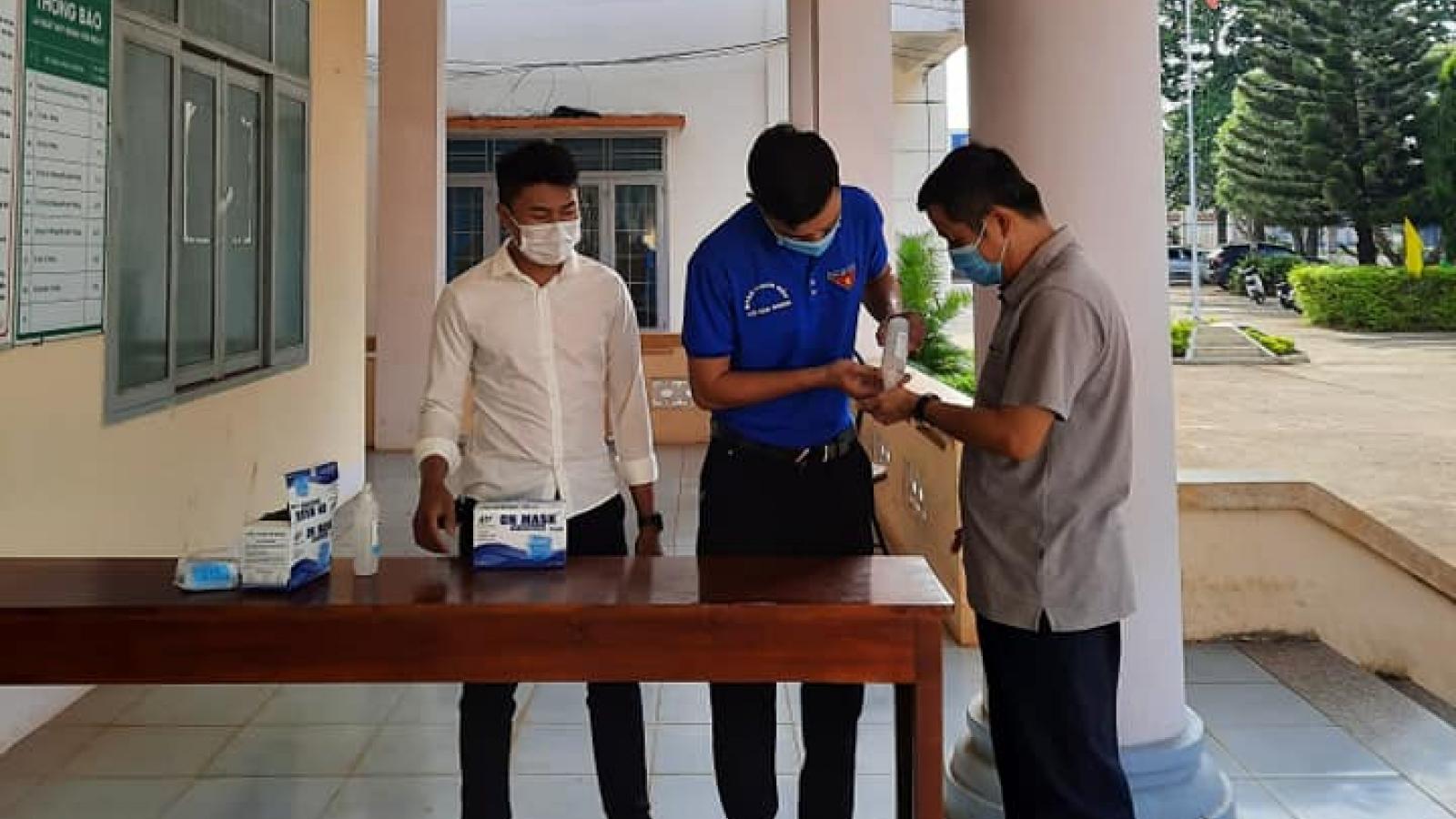 Tuổi trẻ Đắk Lắk hướng về ngày bầu cử