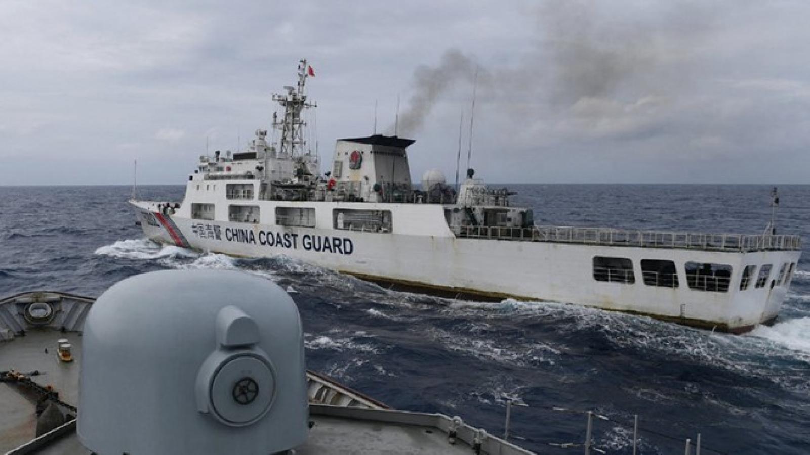 Philippines phản đối lệnh cấm bắt cá của Trung Quốc ở Biển Đông