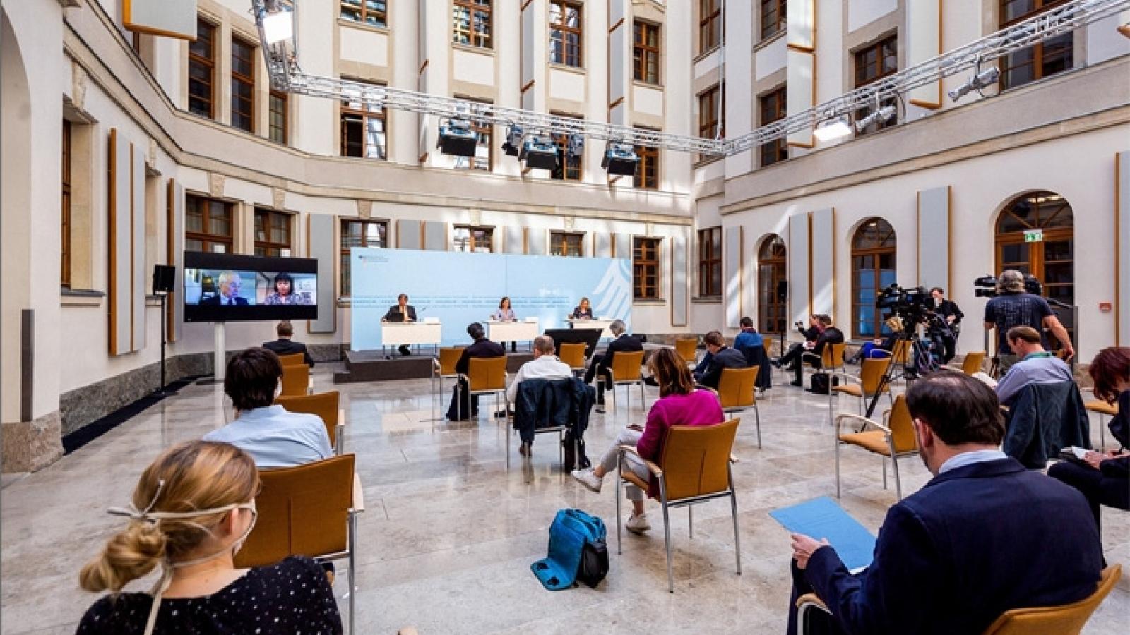 Đối thoại Khí hậu Petersberg năm 2021 – bước đệm cho hội nghị COP 26